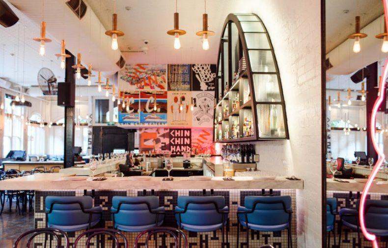 Chin Chin Restaurant Melbourne