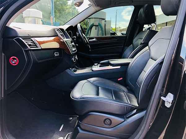 Mercedes ML Luxury Chauffeur Hire