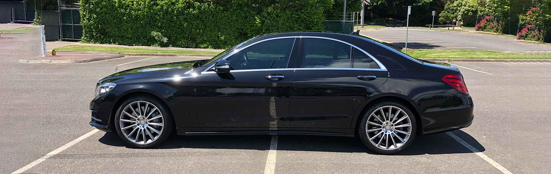 Mercedes S Class Left Engle