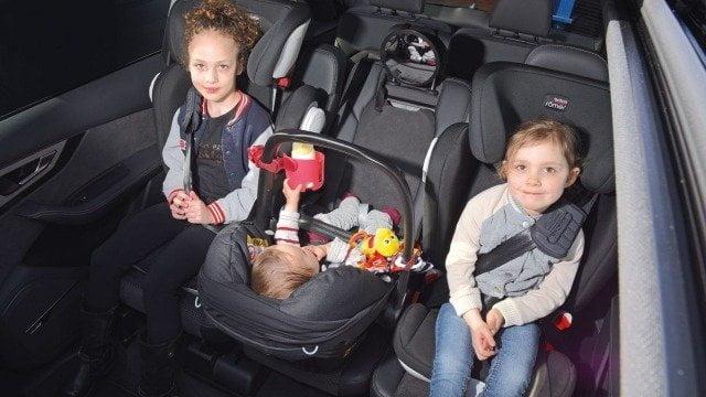 Melbourne child car seat service