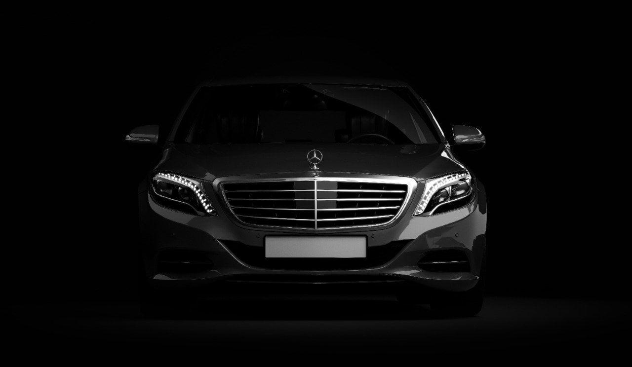 Mercedes Dark