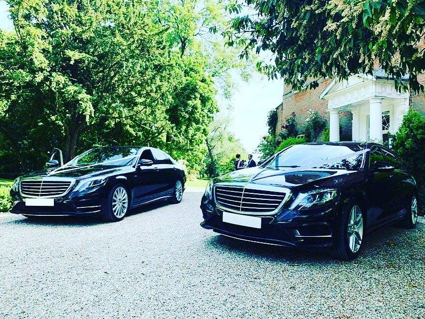 Wedding Cars Mercedes S Class Luxury Wedding Cars